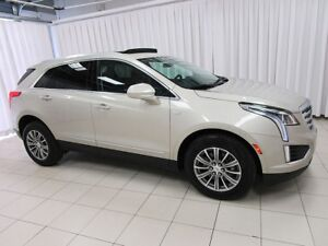 2017 Cadillac XT5 3.6 AWD LUXURY SUV w/ NAVIGATION, BLIND SPOT M