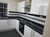 3 Bed very large Duplex City Centre Apartment. Newly refurbished with Garden & off street parking