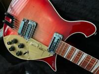 Rickenbacker 660 Fireglo 2009 - Tom Petty?