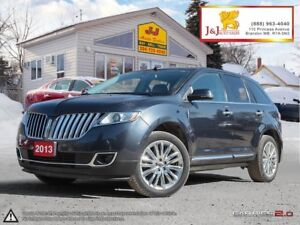 2013 Lincoln MKX Fully Fully Loaded,AWD