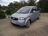 AUDI A2 1.4 TDI FULL ENGINE RECONDITIONING - 155K