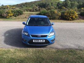 Ford Focus 1.6 Zetec 5 Dr.