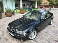 2003 Bmw 540i Sport Auto High Spec Low Mileage Rare Combination