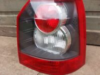 Land rover frelander 2007 rear of side lamp in used but good condition! Can deliver or post