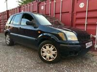 Ford Fusion 1.4 Petrol Low Miles Full Service History Cheap To Run And Insure Cheap Car !