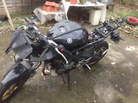 Yamaha r125 2011 3k mileage