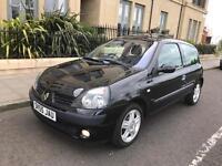 Excellent condition Renault 1.2 Dynamique 2005 55 Reg 42K