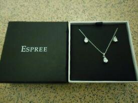Espree Necklace & Earing Set
