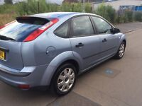 FORD FOCUS 2005 5DR FULL YEAR MOT EXCELLENT CONDITION