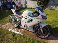 Yamaha R6 5eb Spares or Repair Swap!