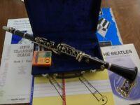 Clarinet (b flat)