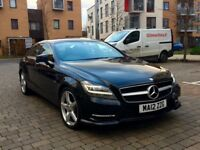 Mercedes -Benz CLS 250 AMG Sport BlueEFFICIENCY 7G-Tronic Plus