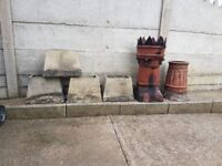 Chimney pots open to offers!
