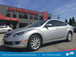 2011 Mazda MAZDA6 GS-V6 w/roof, alloys