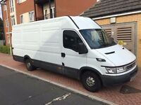 MAN AND VAN HIRE, REMOVALS SERVICES in DONCASTER, SCUNTHORPE, HULL, BRIGG, CLEETHORPE and LINCOLN.
