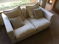 3 Piece DFS French Connection Sofa Suite ( open to offers)