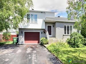 297 000$ - Maison à paliers multiples à vendre
