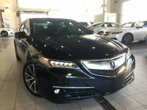 2015 Acura TLX Elite | AWD | 0.9% Finance | $1000 Cash Back