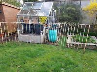 Wrought gates