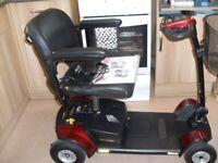 GoGo Elite Traveller Plus Mobility scooter