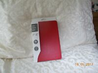 folio tablet case never used 7-8ins. bought wrong size made by OXO