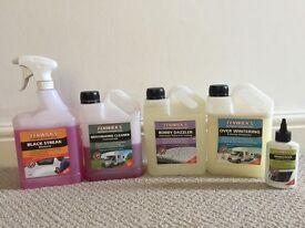 Fenwick's Motorhome Caravan Cleaning Products Black Streak Bobby Dazzler Window