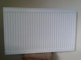 Quinn Double Compact Plus Radiator - New - 500H x 800L