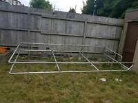 Large, heavy Ford Transit Van Roof Rack/Cage