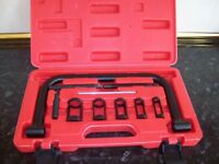 BRAND NEW VALVE SPRING COMPRESSOR SET