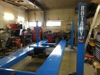 for sale is a towing and auto repair business