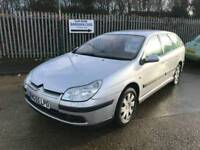 2006 55 citroen c5 hdi estate low miles for year
