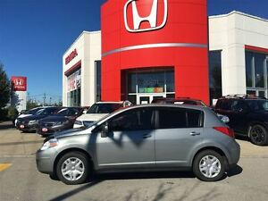 2010 Nissan Versa 1.8 S - Local! Full of Added Accessories!