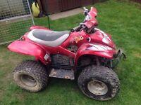 Apache rlx 100cc quad for sale
