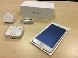 Gold Apple iPhone 6 Plus 128GB Factory Unlocked Mobile Phone Like New - Premium Grade + Warranty