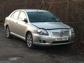 Toyota Avensis 2.0d4d 2008 For Breaking
