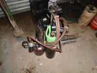 oxy acetylene gas welding kit