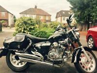 Harley Davidson Replica - Beautiful Keeway 125