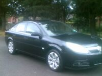 **IMMACULATE GLEAMING BLACK 2008 VAUXHALL VECTRA 1.9 CDTI 6 SPEED**MOTD FEB 2017**FORD,VW,RENAULT