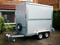 750 KG Catering / Exhibition Trailer