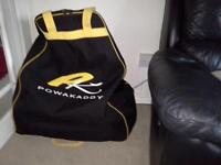 POWAKADDY GOLF TROLLY CARRY BAG