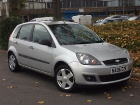 2006 FORD FIEST 1.2 5 DOOR **GREAT CONDITION & DRIVE** *CHEAP TO RUN*
