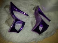 NEW Pole dance heels size 6