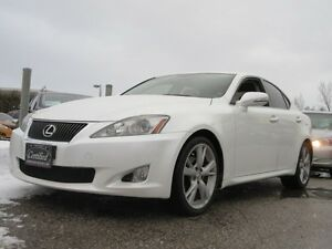 2009 Lexus IS 250 ACCIDENT FREE / LEXUS SERVICE