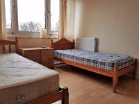 Very nice twin Room is in Putney & Roehampton University