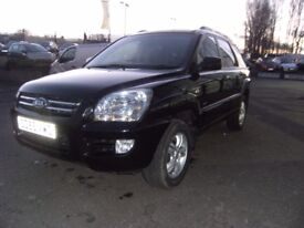 2005 55 KIA SPORTAGE 2.0 XS 5D 136 BHP **** GUARANTEED FINANCE **** PART EX WELCOME
