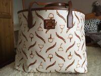Women's real Ralph Lauren handbag
