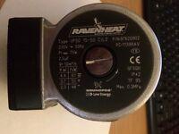 Ravenheat Grundfos Pump Part No. 97620902