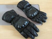 Leather Motorcycle Gloves High Quality