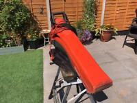 Flymo 1500 plus garden vac/blower