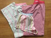 3 Pairs of Sleepwear Bottoms